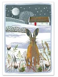 hare christmas cards google search hares pinterest