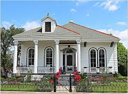 New Orleans Homes by New Orleans Neighborhoods Of The French Quarter Marigny And