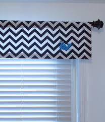 whale valance baby u0027s nursery navy blue chevron curtain