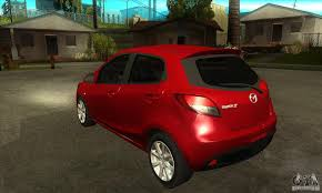 mazda sa mazda 2 2011 for gta san andreas
