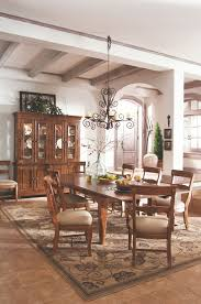 tuscano refectory dining room set from kincaid 96 054n coleman