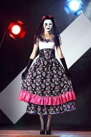 girls scary halloween costumes