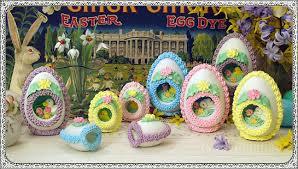 german easter decorations sugar panorama easter eggs atelier cheri atelier cheri