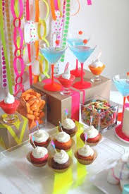 90s Theme Party Decorations Shine Bright With These Neon Pop Party Ideas Neonpop Party