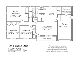 garage floor plans with workshop 173 s angus ln farmington ar 72730 mls 1052149 movoto com