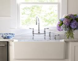 Used Kitchen Faucets by 10 Easy Pieces Architects U0027 Go To Traditional Kitchen Faucets