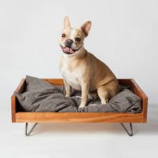 7 custom made dog beds crafted to pamper your pooch rover com