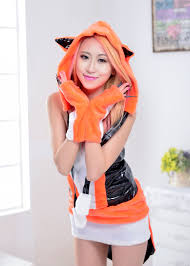 Womens Fox Halloween Costume Furry Animal Costume Free Shipping Sale Costumes