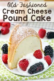 10 best old fashion butter pound cake recipes