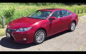 is lexus es 350 a good car 2015 lexus es 350 full interior and exterior review youtube