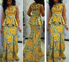 robe africaine mariage tenue africaine femme pas cher photos de robes