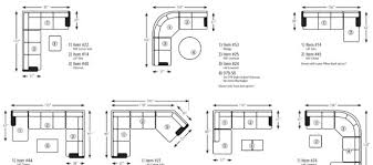 Sectional Sofa Dimensions by Best Sectional Couch Dimensions 83 On Sofas And Couches Ideas With