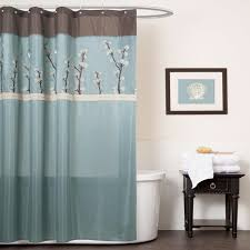 Bathroom Accessory Sets With Shower Curtain by Brown And Teal Bathroom Decor Home Design Ideas And Inspiration