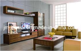 Solid Wood Living Room Furniture Walnut Solid Wood Tv Unit Living Room Furniture China Tv Stand