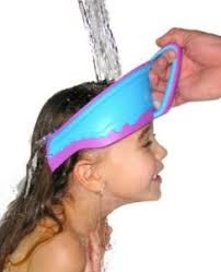 best baby shower cap for swimming or baths fit clarity