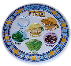 seder meal plate passover menus the