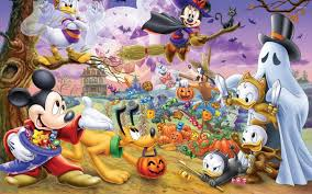 happy halloween background disney halloween tigger wallpaper