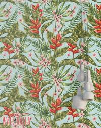 Wallpaper Removable Tropical Palm Leaf Wallpaper Removable Wallpaper Hawaii