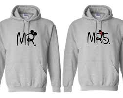 his and hers hoodies etsy