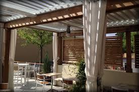 motorized aluminum pergola u0026 louver closing roof