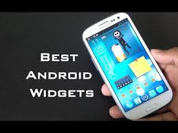 cool android widgets top 10 best android widgets