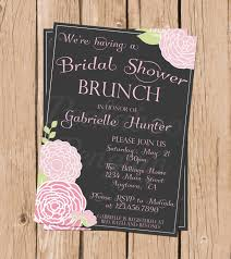 bridal shower invitations brunch bridal shower invitations bridal brunch shower invitations new