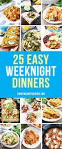 easy weeknight dinners two peas u0026 their pod