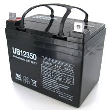 Jazzy Power Chair Battery Replacement Quickie V 521 Power Wheelchair Replacement Batteries Ub12350