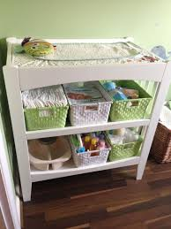 Changing Table Basket Changing Tables Baby Changing Table Baskets Badger Basket Baby