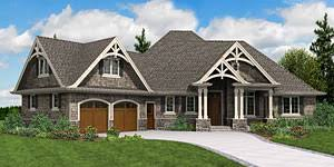 craftsman one story house plans house plans we