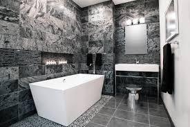 Black Bathrooms Ideas Black And Silver Bathroom Ideas Acehighwine Com