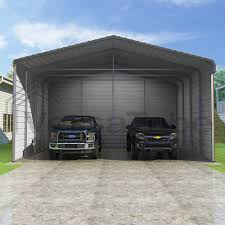 tips prefab 2 car garages garages at lowes garage kits lowes