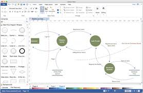 data flow diagram software for mac