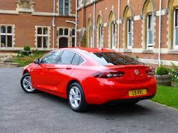 vauxhall insignia grand sport vauxhall insignia grand sport review stretched smoother we buy
