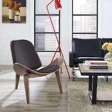 wegner style shell chair ch07 multiple colors designer