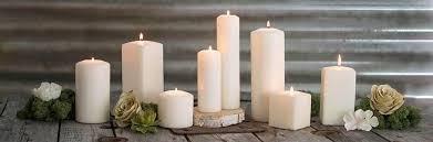 candles pillar candles wedding candles holders
