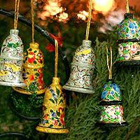 unicef market wood ornaments