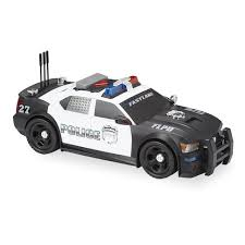 toy police cars with working lights and sirens for sale fast lane light sound police car black toys r us