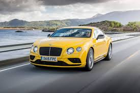 bentley coupe 2017 2017 bentley continental review u0026 ratings edmunds