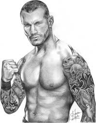 randy orton pencil drawing by chirantha on deviantart