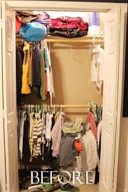 Bookcases Under 100 Our Under 100 Closet System Ikea Hack Southern Revivals