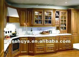 model placard cuisine model placard cuisine meuble cuisine bois brut promo pas cuisines 2