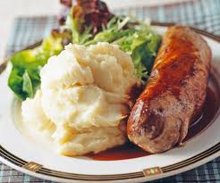 cuisiner andouillette easy recipe roast andouillette with mashed potatoes