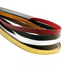 colored necklace cords images 1meter lot 8mm suede flat leather cord bracelet faux velvet cords jpg