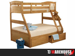 Triple Bunk Bed TJ Warehouse Direct Northern Ireland - Dreams bunk beds