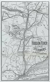 Blank 13 Colonies Map by Map Of The Hudson River Line Steamers 1883 U2013 Croton