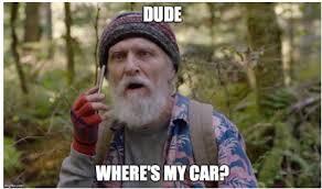 Twin Peaks Meme - jerry better get out of the woods by sundown twin peaks part 7