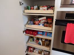 Kitchen Cabinet Rolling Shelves Kitchen Cabinet Roll Out Shelves Me And My Captain