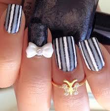 nail art gallery striped nails nail it