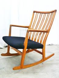 Mid Century Modern Rocking Chair Modern Mid Century Danish Vintage Furniture Shop Used